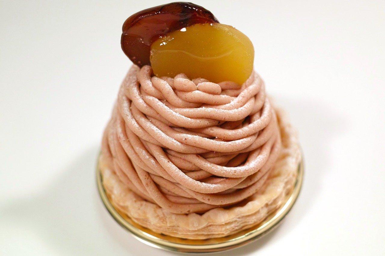 モンブランケーキの美味しい東京都内のお店厳選4点!由来は栗ではなく山!
