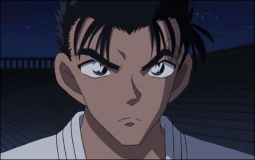 京極真の登場回(初登場)鈴木園子との出会いと関係!絆創膏の秘密と声優は?