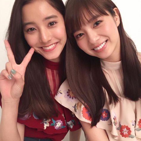 新木優子と新川優愛の名前とプロフィールが似てる!2ショット画像も紹介!
