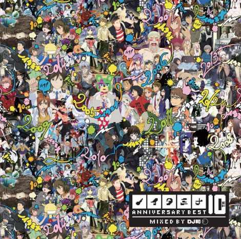 ノイタミナアニメ人気ランキング歴代厳選20作品!おすすめ1位をFODで無料視聴!