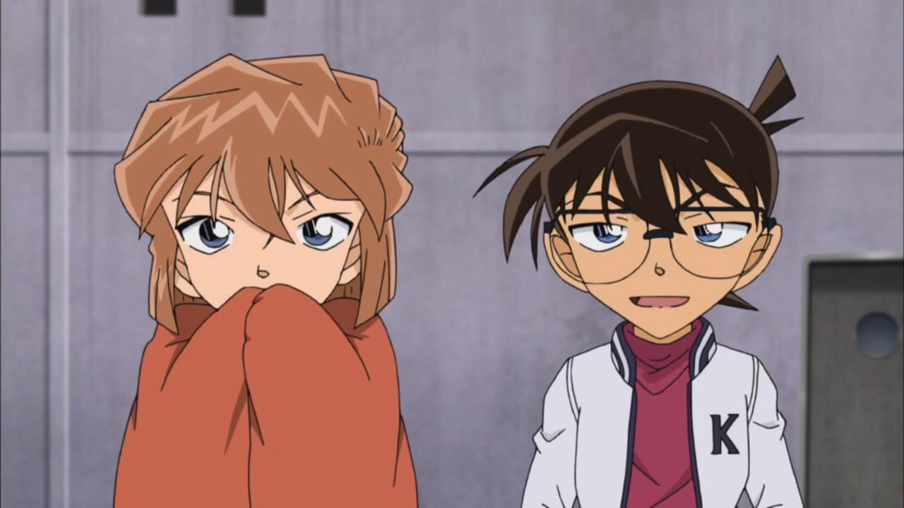 灰原愛はコナンのことが好きなのはいつから?アニメ放送回とコナンと灰原の神回!