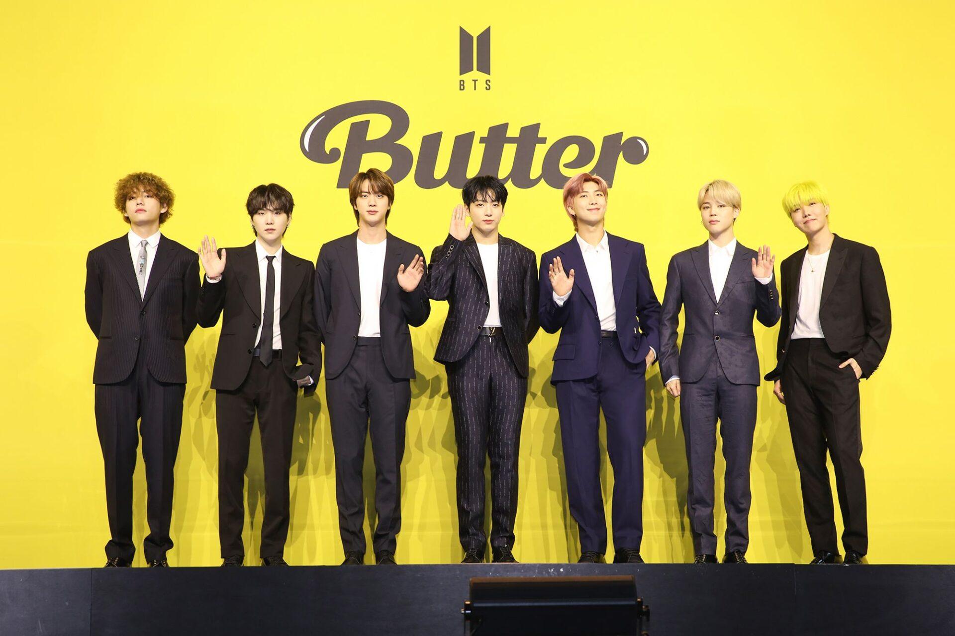 BTSメンバーの見分け方(Butter編)MVの登場順や衣装・髪型等で解説!